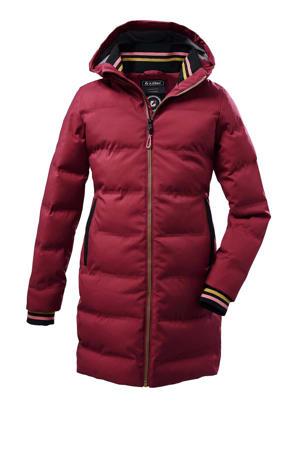 kids outdoor jas Kow 33 rood