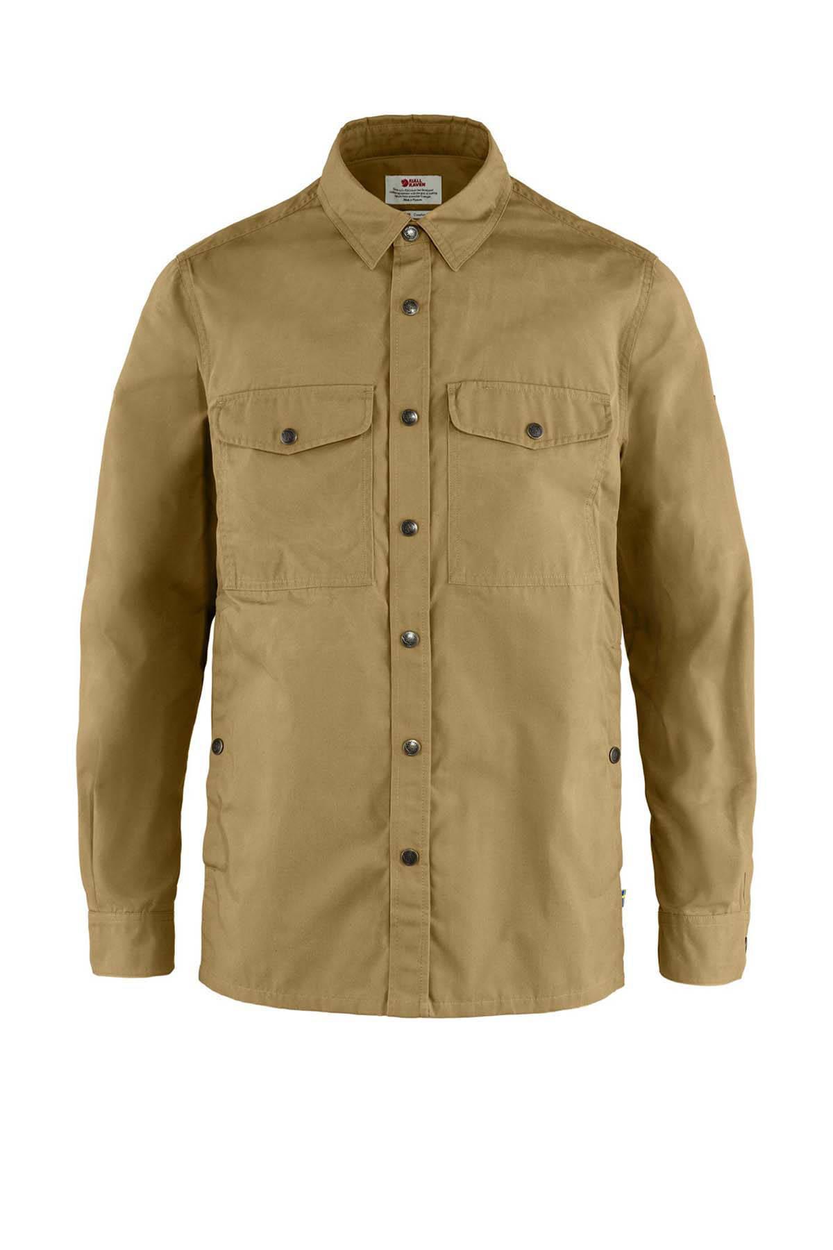 Fjällräven Singi Overshirt Men's Buckwheat Brown online kopen