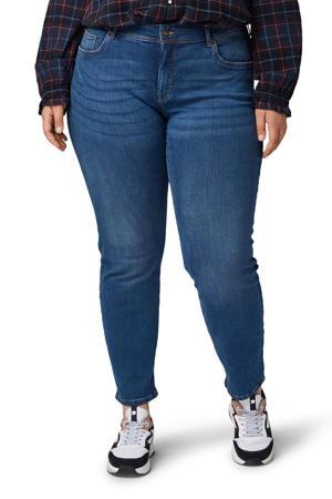 slim fit jeans mid stone blue