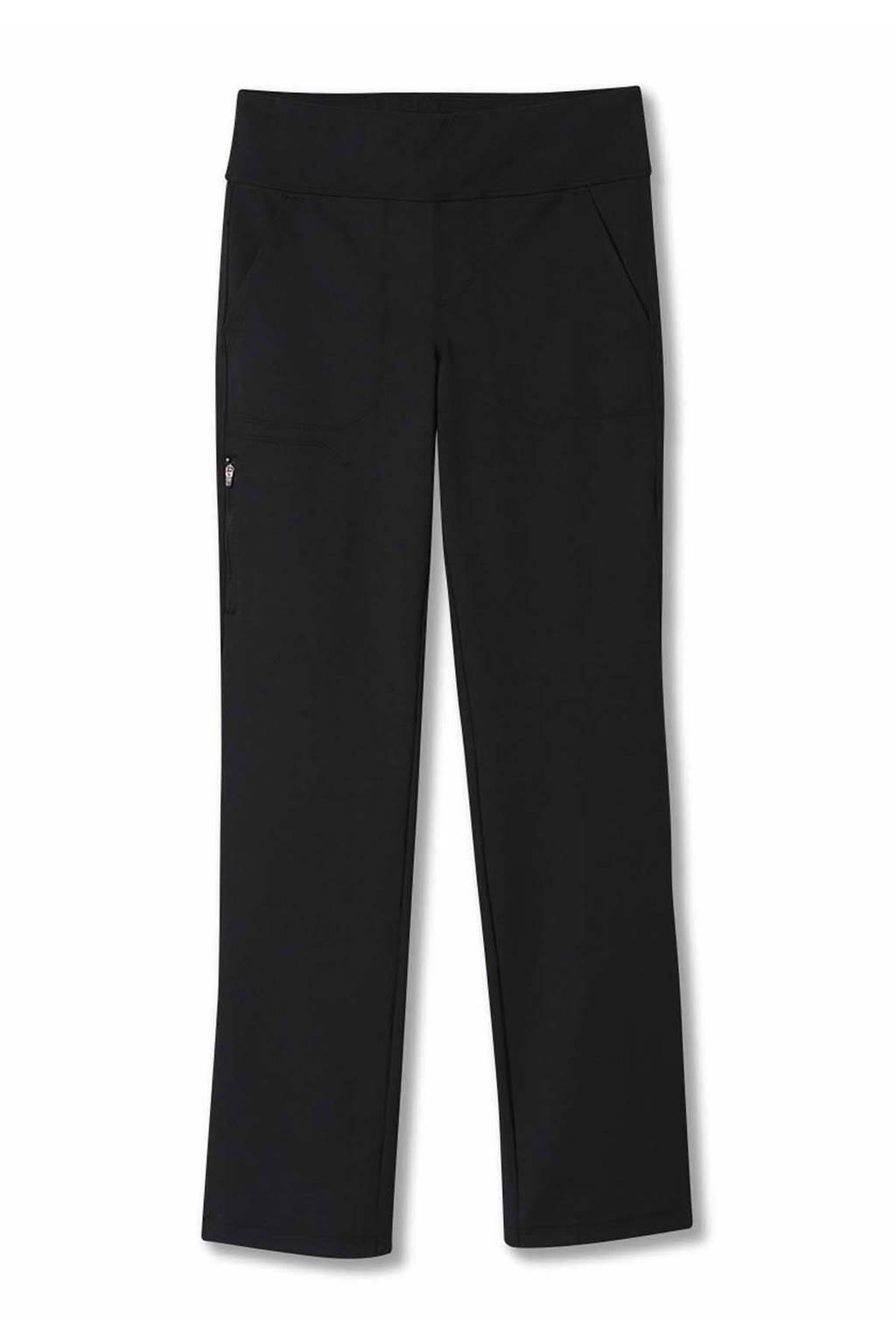 Royal Robbins outdoorbroek Jammer Knit Pant II zwart, Jet Black