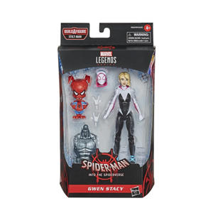 Marvel Legends Series - Into The Spider (Gwen Stacy And Spider-Ham)