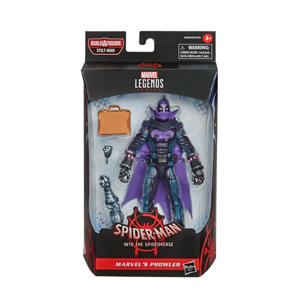 Marvel Legends Series - Into The Spider (Marvel'S Prowler)