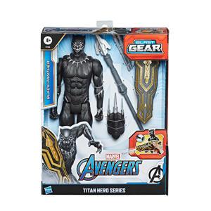Titan Hero - Blast Gear Black Panther