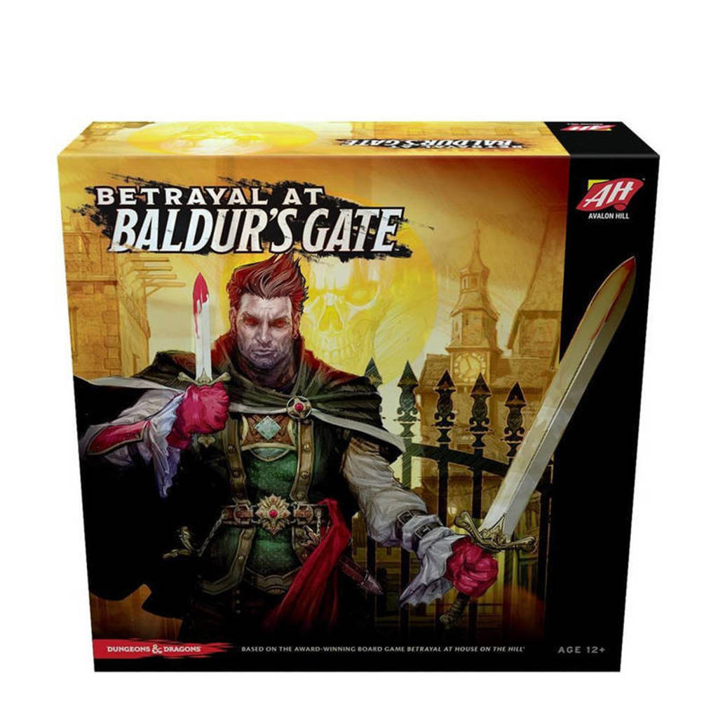Betrayal At Baldur's Gate (Engelstalig) bordspel