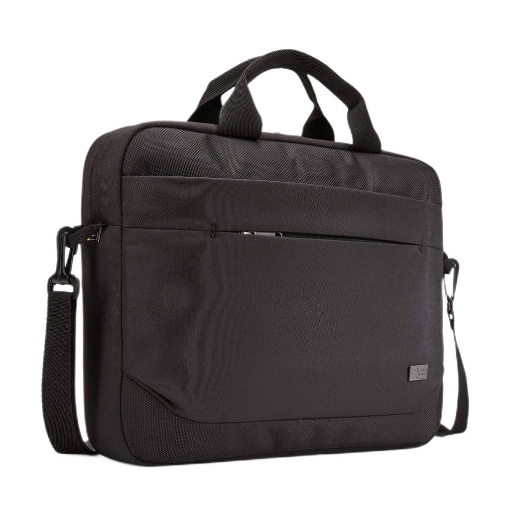 Case Logic Advantage 14 laptoptas, Zwart