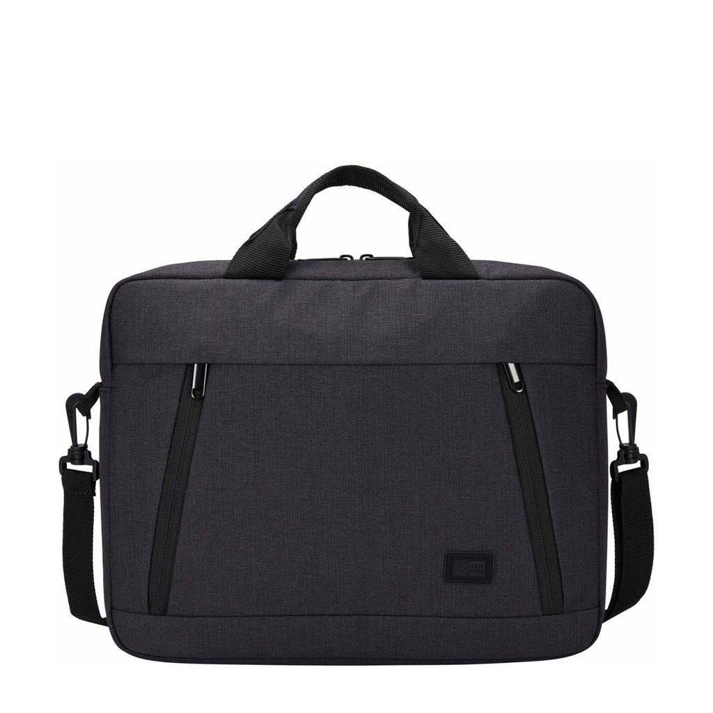 Case Logic Huxton Attaché 13.3 inch laptoptas (zwart), Zwart