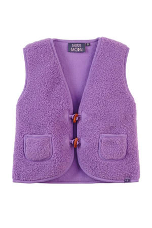 gilet Angie paars