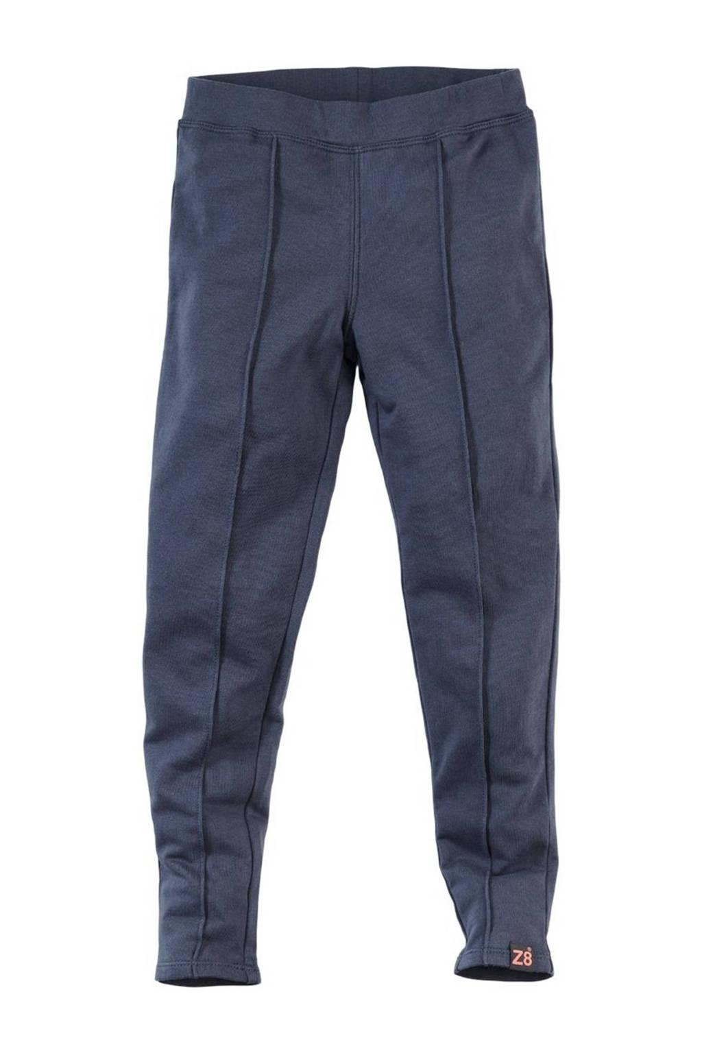 Z8 legging Harper W22 donkerblauw, Donkerblauw