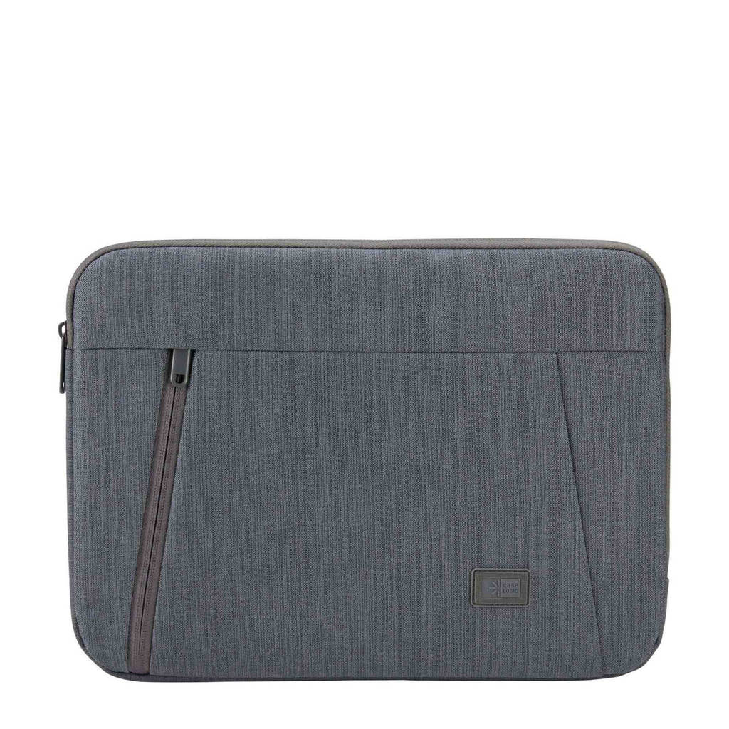Case Logic Huxton 13.3 inch laptop sleeve (grijs), Grijs