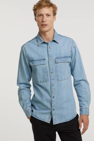 regular fit denim overhemd Storm rd10 vintage blue