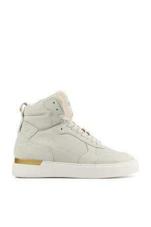 71272  hoge nubuck sneakers off white