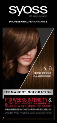 Syoss Color Baseline 4-8 Chocoladebruin