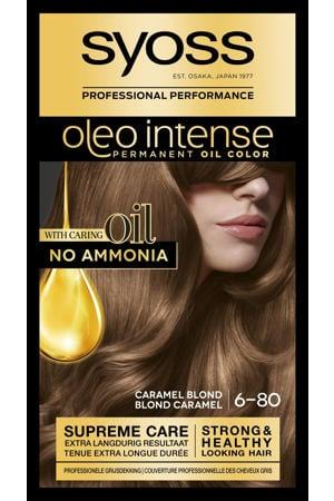 6-80 Caramel Blond
