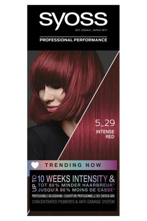 5-29 Intense Red