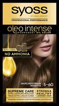 Syoss Oleo Intense 5-60 Hazelnootbruin