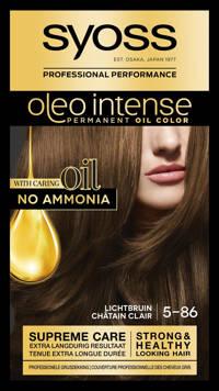Syoss Oleo Intense 5-86 Lichtbruin, 5-86 lichtbruin