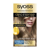 Syoss Oleo Intense 8-50 Natuurlijk Asblond