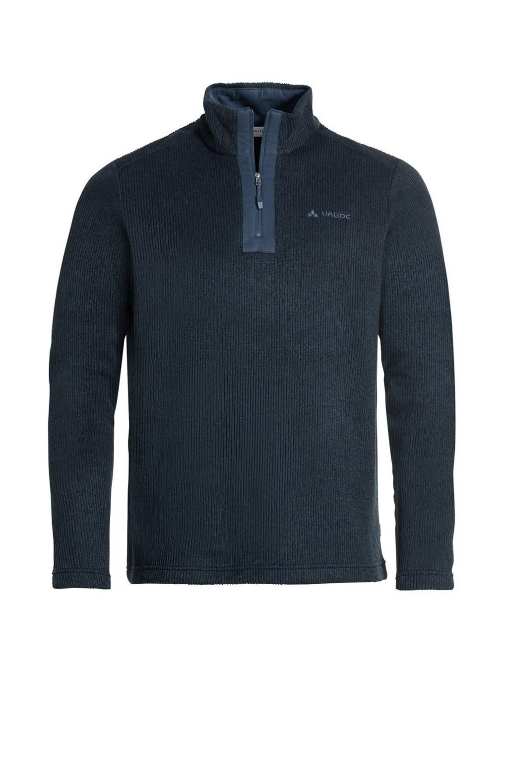 VAUDE outdoor trui Tesero donkerblauw, Donkerblauw