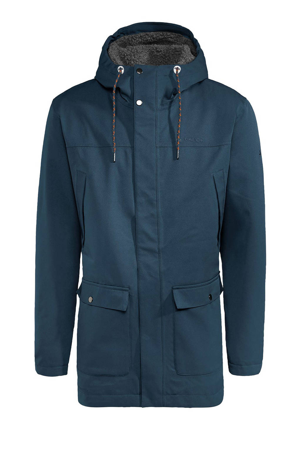 VAUDE outdoor jas Manukau donkerblauw, Donkerblauw