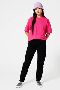 America Today oversized T-shirt Elva roze, Roze