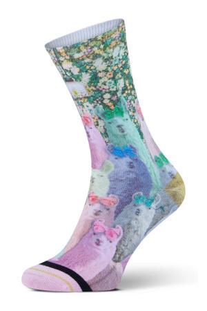 sokken Alpaca multi