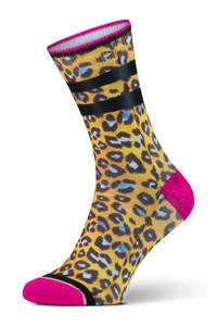 XPOOOS sokken Courtney geel, Geel