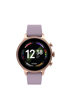 Gen 6 Display Smartwatch FTW6080 rosé