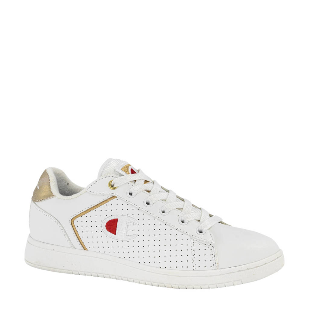 Champion Madison A Women Low  sneakers wit/goud, Wit/goud