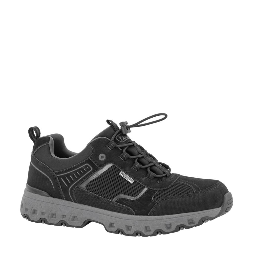 Landrover   wandelschoenen zwart, Zwart/grijs