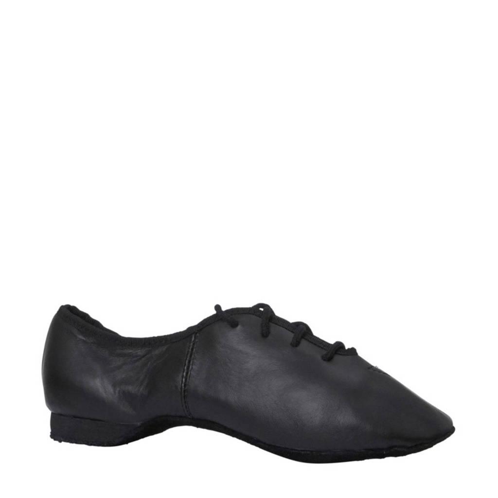 Papillon   dansschoenen zwart, Zwart