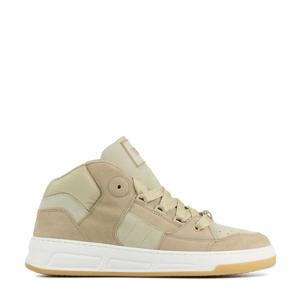 Nick  suède sneakers beige
