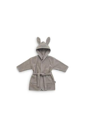 badjas 1-2 jaar grey
