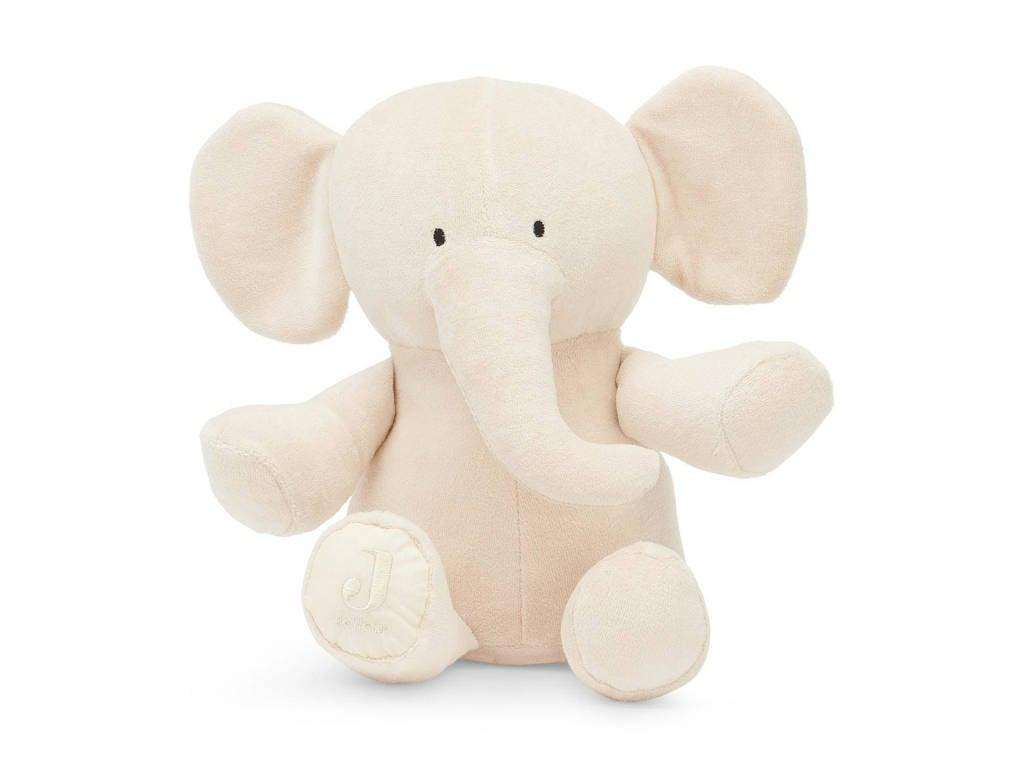 Jollein knuffel Elephant nougat knuffel 36 cm, Beige