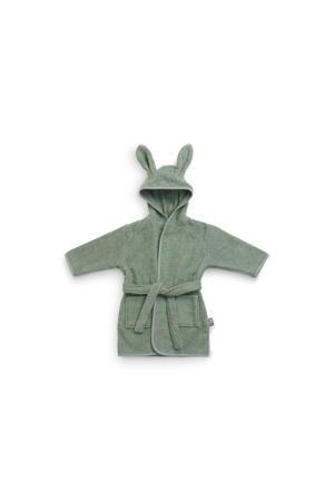 badjas 1-2 jaar green
