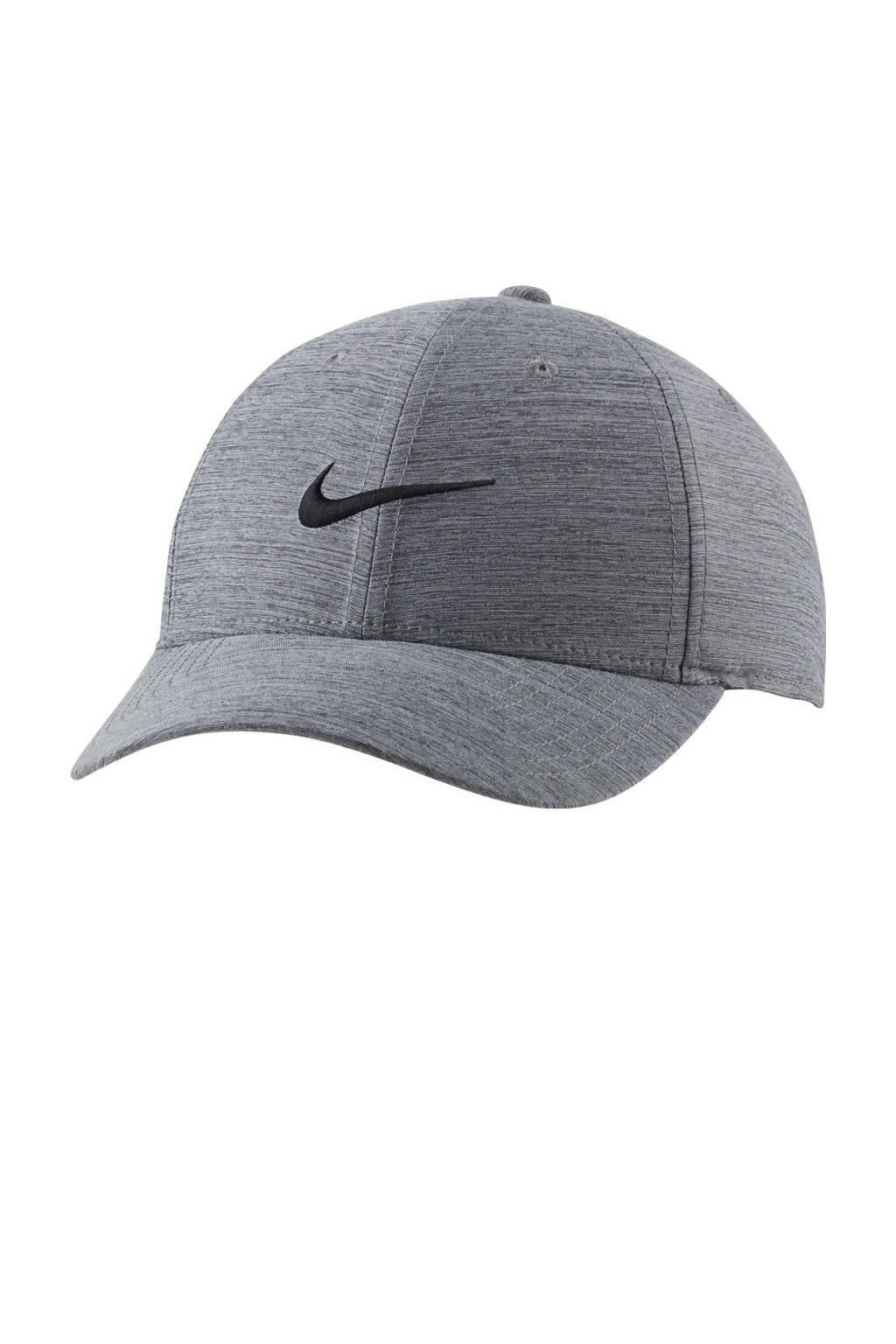 Nike pet grijs/zwart, Grijs/zwart
