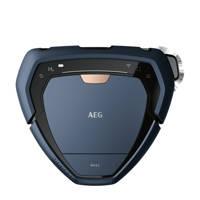 AEG RX9-2-6IBM robotstofzuiger, Zwart, Blauw