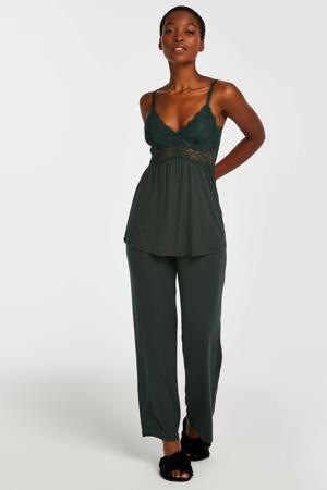 pyjama Vera groen
