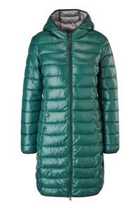 Q/S designed by gewatteerde jas groen, Groen