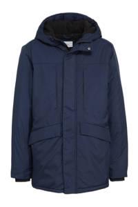 s.Oliver gewatteerde winterjas donkerblauw, Donkerblauw