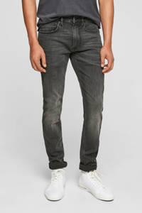 Q/S designed by skinny jeans antraciet, Antraciet