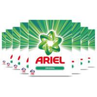 Ariel Regular Waspoeder 8 x 10 - Wasbeurten - 80 wasbeurten