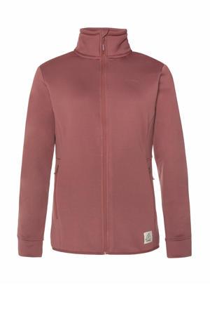 outdoor fleece vest Kumae roze