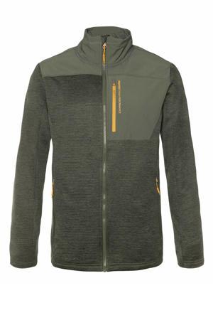 outdoor fleece vest Hammeren groen