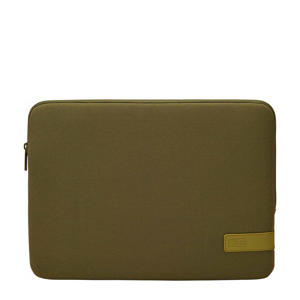 Reflect 14 inch laptop sleeve (groen)