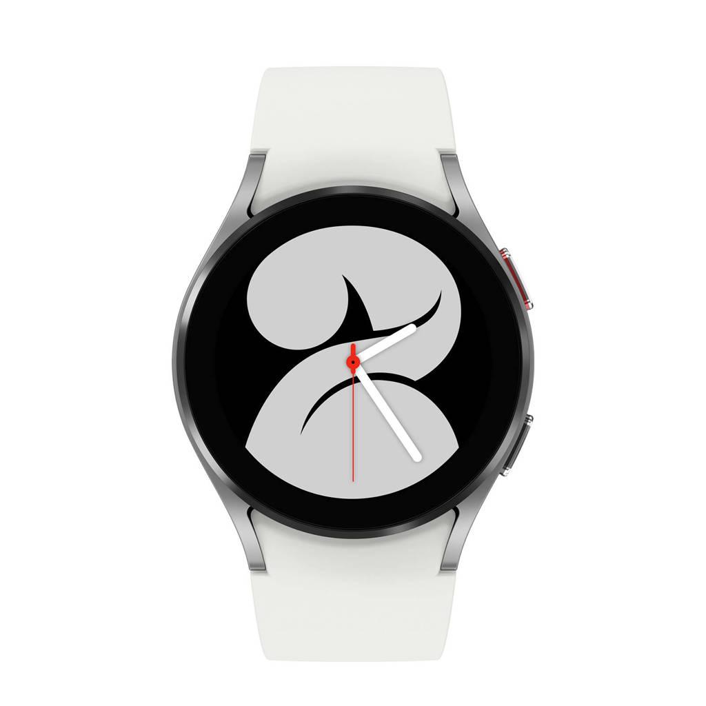 Samsung Galaxy Watch4 40mm smartwatch (zilver)
