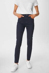 C&A skinny broek donkerblauw, Donkerblauw