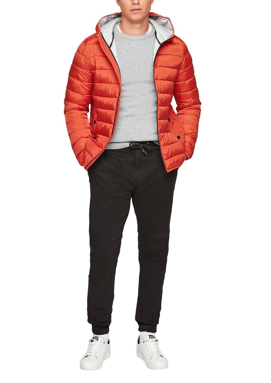 Q/S designed by  jas donker oranje, Donker oranje