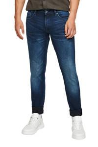 Q/S designed by slim fit jeans blauw, Blauw