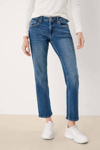 Q/S designed by straight fit jeans blauw, Blauw