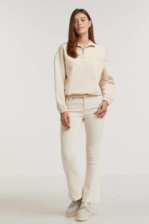 sweater Sporty zand